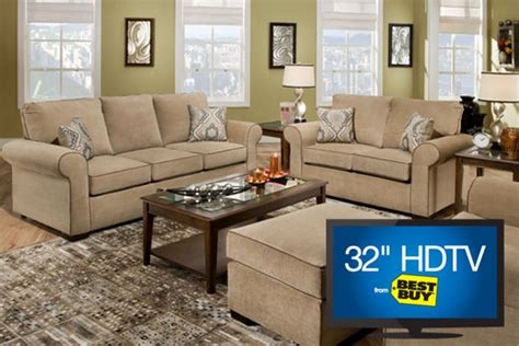 Best Buy Sofa by Sofa Loveseat 32 Quot Tv From Best Buy 174