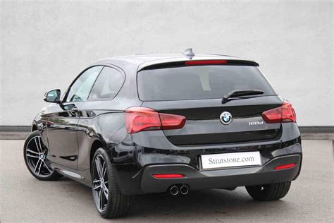 Bmw 1 Series Auto by Used 2017 Bmw 1 Series 120d M Sport Shadow Ed 3dr Step