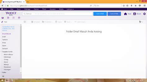 yahoo membuat akun baru cara membuat akun email yahoo baru lengkap daftar email