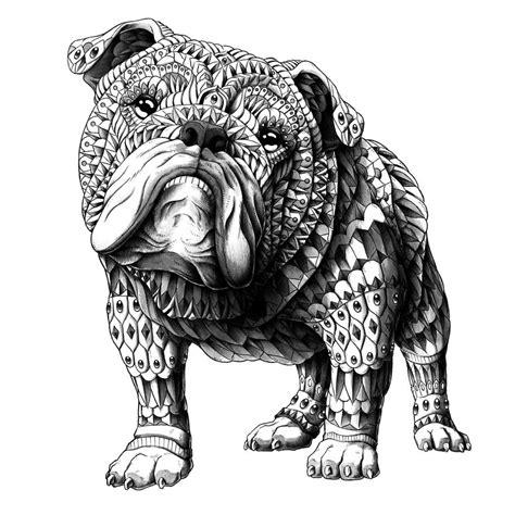 Les dessins d'animaux ornés de Bioworkz   Dessein de dessin