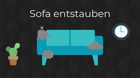 Sofa Entstauben sofa entstauben so wird sein sofa staubfrei