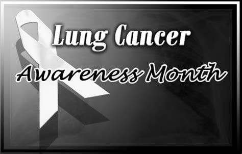 lung cancer awareness month november is lung cancer awareness month the new york