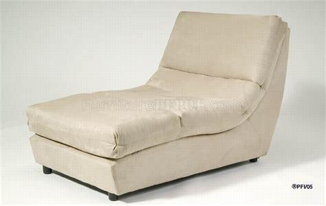 elegant chaise beige fabric modern elegant chaise lounger