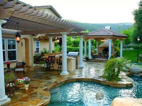 outdoor pool and patio 42 best pool decks and patios images on luxury