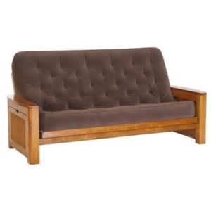 big tree futon w 0 pillows walmart