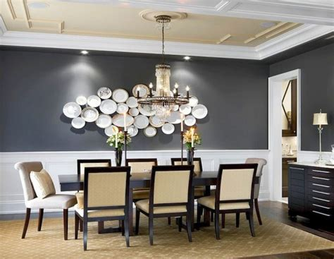 Painting Ideas For Dining Room Walls by Wall Design Dining Room Wall White Porcelain Plate Adorable Framed Dining Room