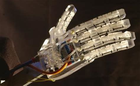 Mechanical Engineering Robotics Improved Robotic Captures Mechanical Engineering Top