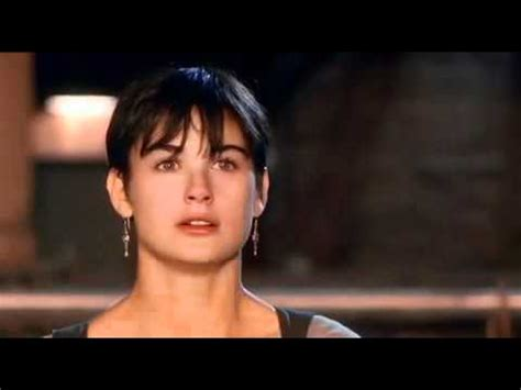demi moore haircut in ghost the movie ghost patrick swayze demi moore final scene 1990