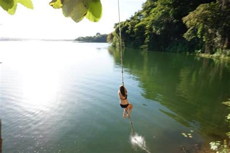 rope swinging jorge s rope swing picture of jorge s rope swing flores