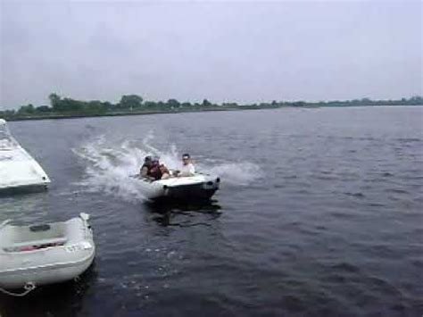 tunnel hull catamaran inflatable boat 13 inflatable tunnel hull speed boat youtube