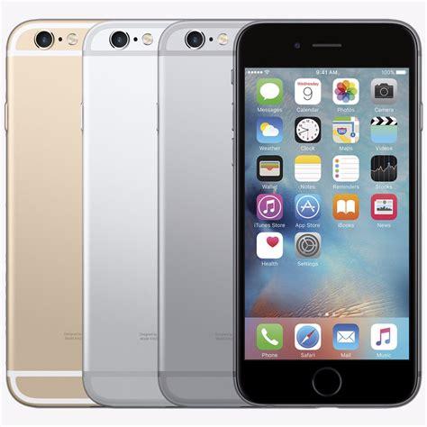 apple iphone 6 plus 16gb verizon gsm unlocked smartphone all colors ebay