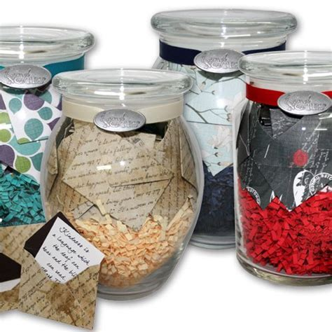 Notes in a jar, love notes jar, jar of notes wedding gift