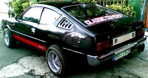 mitsubishi celeste modified black back 1979 mitsubishi colt specs photos