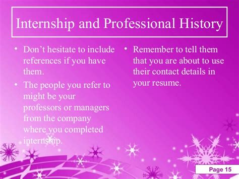 most important tips on resume writing for fresh graduates