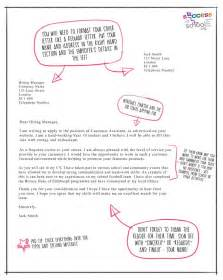 how should a cover letter be