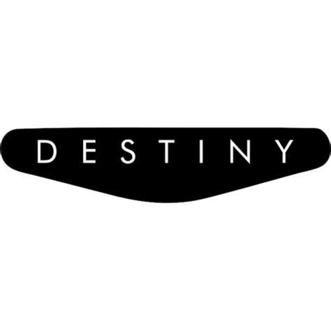 Destiny Ps4 Aufkleber by Destiny Schriftzug Play Station Ps4 Lightbar Sticker
