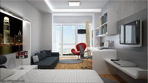 charming 2011 modern bedroom design ideas 5 watching tv young room by akcalar on deviantart
