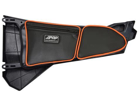 door cushion pads rzr stock door bag with knee pad prp seats