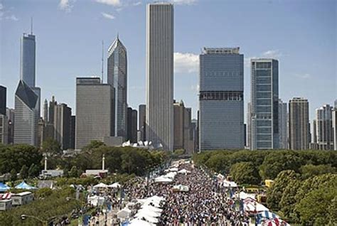 Chicago Summer Calendar Summer Guide Fairs Festivals Calendar Chicago Reader