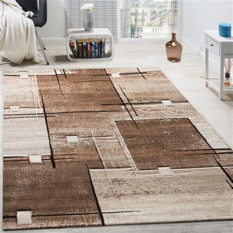 vloerkleed beige gemeleerd designer vloerkleed abstract bruin beige gem 234 leerd tapijt