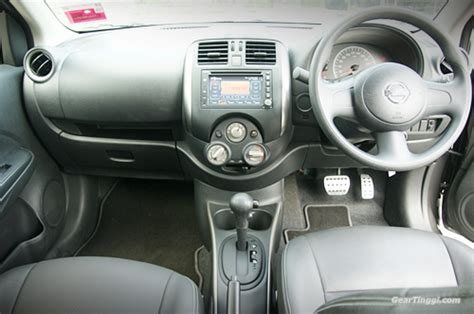 Nissan Almera 2013 Interior by Mirage Picanto And Proton Iriz Premium