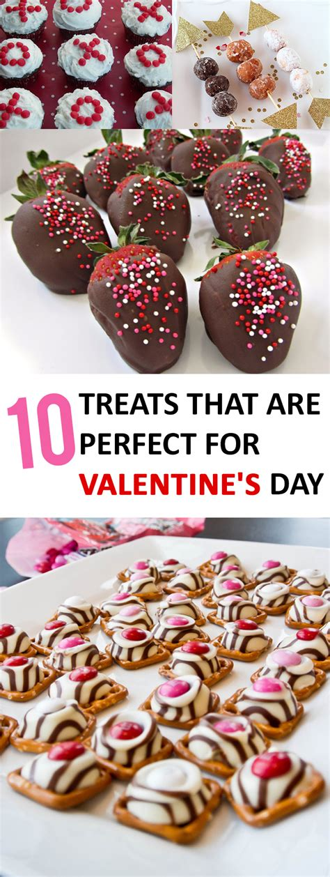 valentines day treats for him 10 treats that are for s day