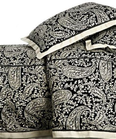 black and white paisley bedding 17 best images about paisley on pinterest ralph lauren french and black white