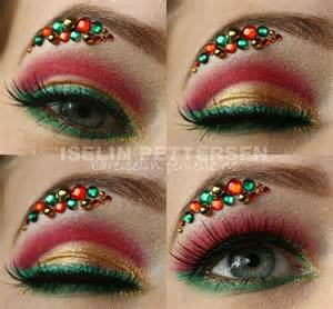 1000 ideas about christmas makeup on pinterest makeup