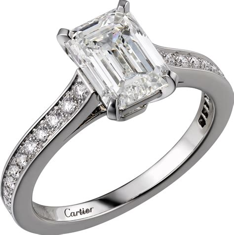 Solitaire Rings by Crh4209000 1895 Solitaire Ring Platinum Diamonds