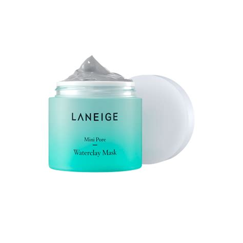 Laneige Mini Pore Waterclay Mask skincare mask mini pore waterclay mask laneige sg