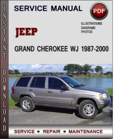 old car repair manuals 2000 jeep grand cherokee security system 2000 wj jeep grand cherokee service manual 2018 cars models