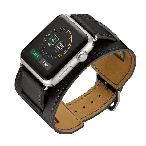 Apple 38mm 42mm Hermes Tour Wrist Leather Premium leather band for hermes apple 42mm 38mm bracelet genuine leather watchband