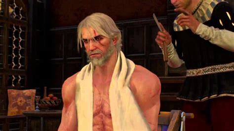 beard and hairstyles set witcher 3 witcher 3 hair and beard dlc youtube