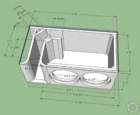 good subwoofer enclosure design