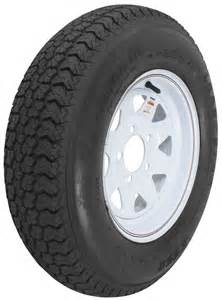 Trailer Tire Loadstar St185 80d13 Bias Trailer Tire With 13 Quot White