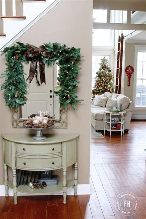 farmhouse christmas decorating home tour finding home farms