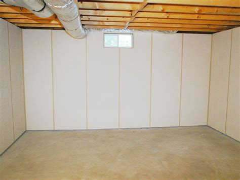 in basement wall brightwall wall waterproofing