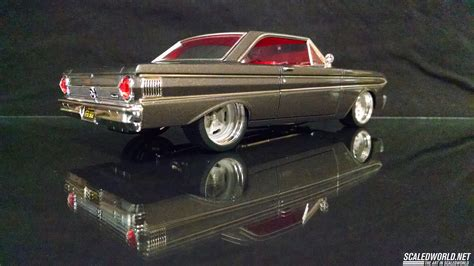 trumpeter  ford falcon sprint hard top scaledworld