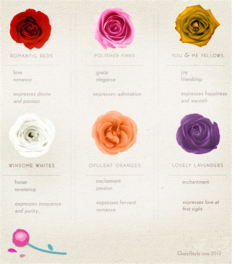 color meanings of roses colors and their meaning