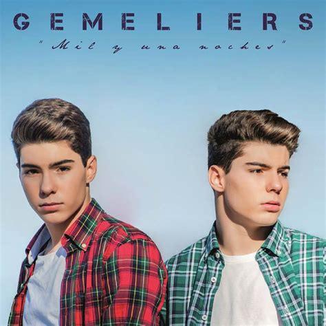entradas y conciertos gemeliers 2015 2016 gemeliers gemeliers mil y una noches la portada del disco