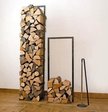 Log Firewood Rack by Best 25 Indoor Firewood Storage Ideas On