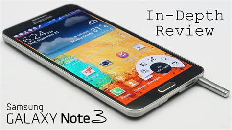 samsung galaxy note 3 by samsung galaxy note 3 review