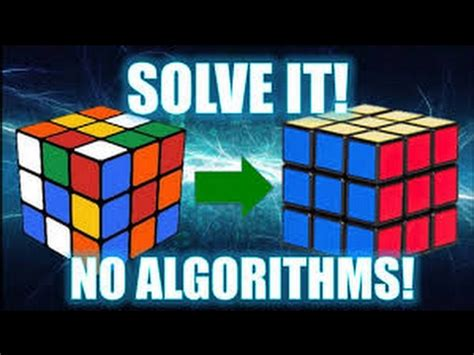 tutorial solve rubik s cube how to solve rubik s cube with two moves an easy tutorial