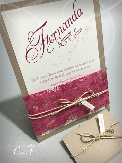 imagenes de invitaciones originales para xv años crai 233 invitaciones boda bautizo eventos xv a 241 os