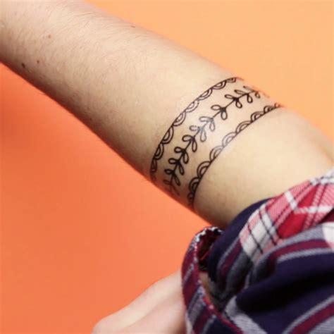 quick tattoos these borderline genius diys are and painless