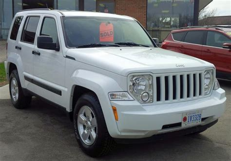 back in the jeep family 12 liberty jeeps canada