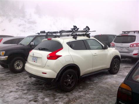 Nissan Juke With Roof Rack by Roof Racks Page 14