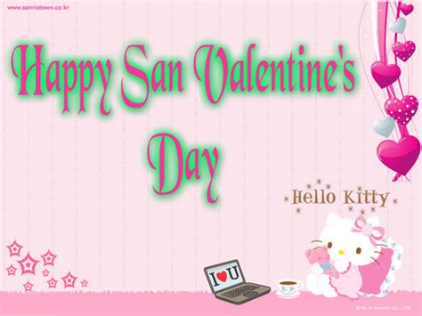 wallpaper hello kitty san valentin hello kitty images hello kitty san valentine hd wallpaper