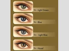 Lentilles de couleur Adore Tri-Tone by Eyemed Technologie ... Eyemed