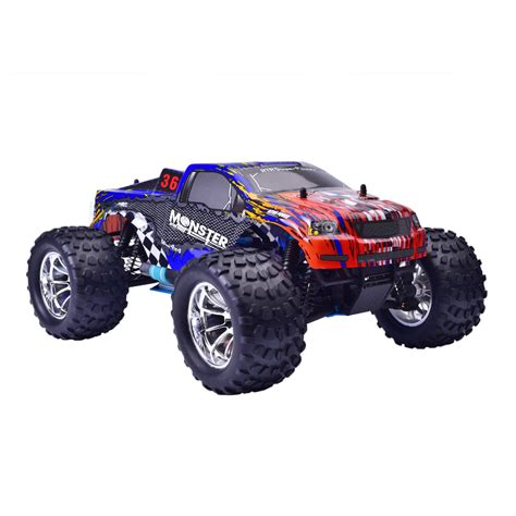 nitro gas rc trucks hsp 94188 rc truck 1 10 scale models racing gas power